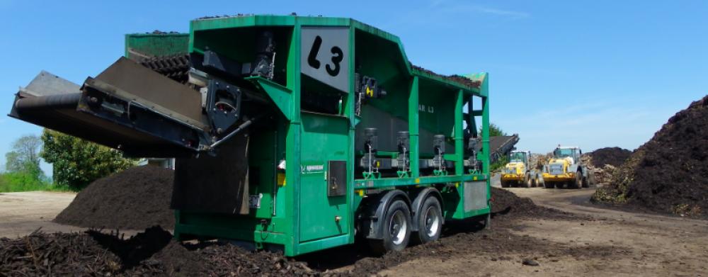 La Compostière du Gros-de-Vaud  Trans-EcoBroyage Sàrl